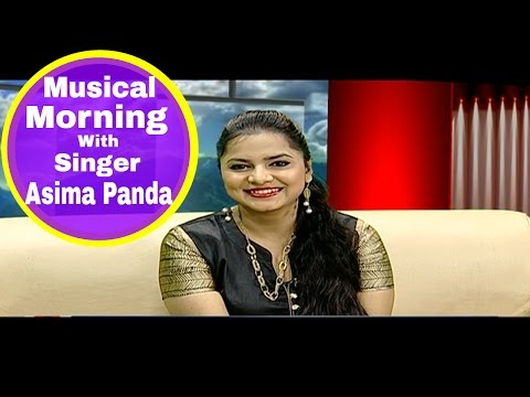 An Interview With || Singer Asima Panda || Good Morning Odisha