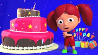 Birthday Songs | Happy Birthday To You | Party Songs For Kids