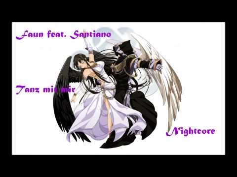 Faun feat. Santiano - Tanz mit mir (Nightcore)