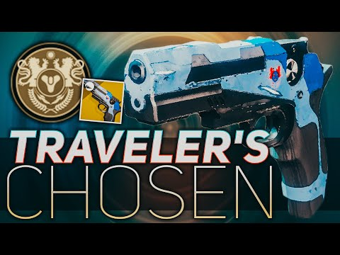 Traveler's Chosen Exotic Review (Better than Last Word?) | Destiny 2 Season of Arrivals