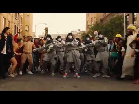 Jabbawockeez And Shirley Caesar You Name It ~ Greens Potatoes Tomatoes Remix