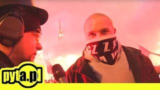 Natarcie Niepodległej Pyty 2012 | Pyta.pl
