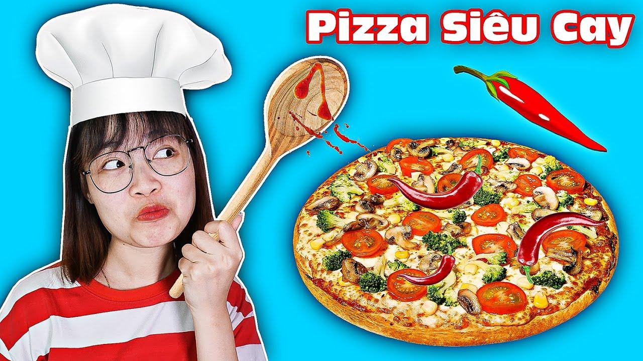 Hà Sam Lần Đầu Tiên Làm Bánh PIZZA PHÔ MAI Cực Ngon Trong Game ( Pizzaiolo )