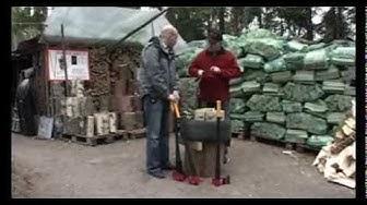 Vipukirves Keksintöjä ja Keksijöitä -ohjelmassa 2008