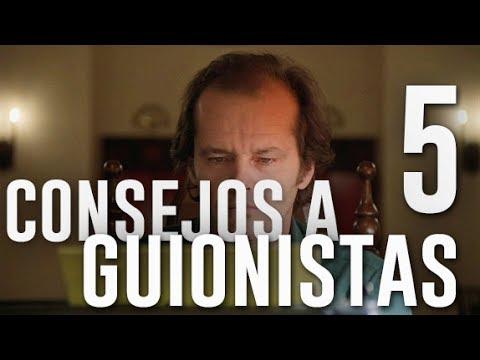 Consejos a GUIONISTAS de JEAN CLAUDE CARRIÈRE. TOP 5.