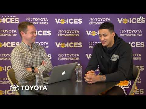 Lakers Voices: Kyle Kuzma (11/9/18)