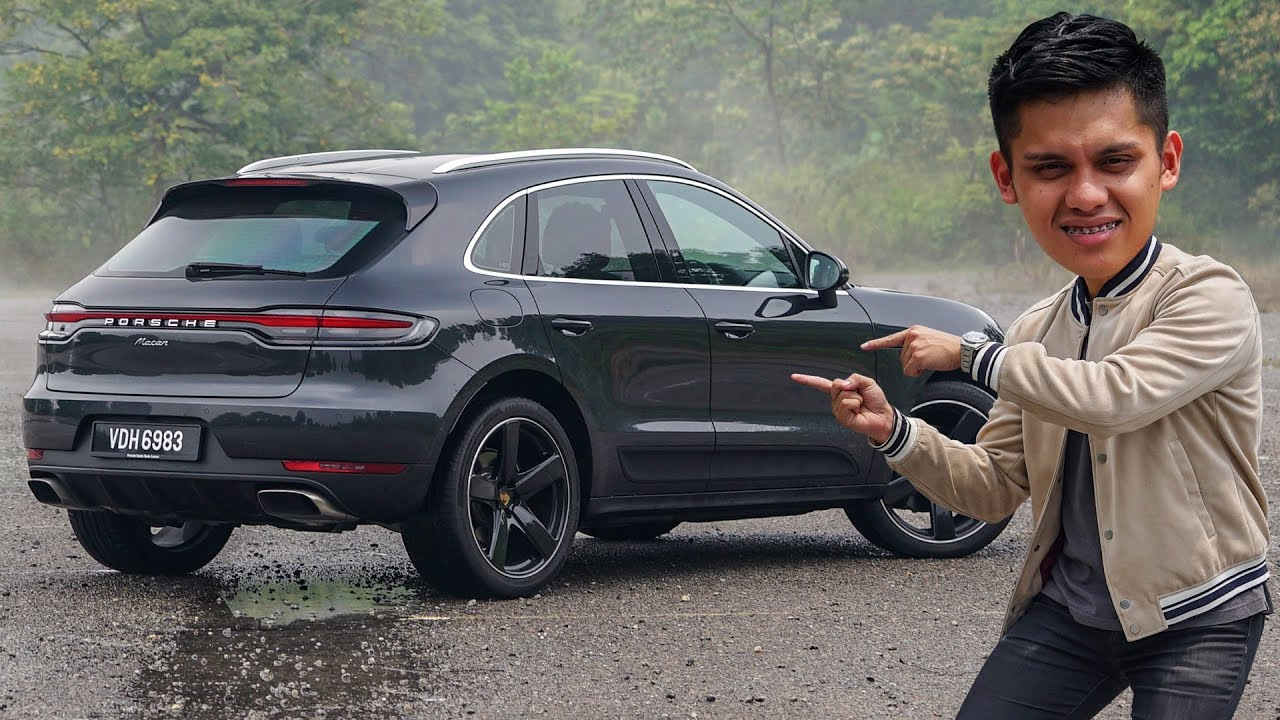 First Drive 2019 Porsche Macan Facelift Malaysian Review From Rm455k Youtube