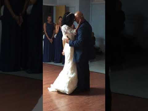 Congratulations Tia  & Neal