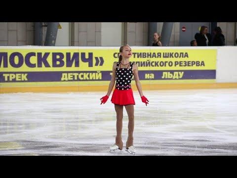 Наталия Овсянникова, КП, старшие, Первенство Москвы младшего возраста 2019