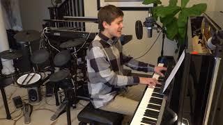 Justin Timberlake (ft. Chris Stapleton) - Say Something (Piano + Vocals Cover)