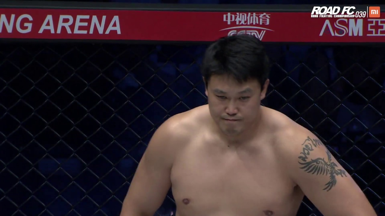 Funny Video: Fighter Kicks His Opponent's Nuts Back Inside Him