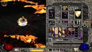 Sorceress farming in Hell - Part 5:  Diablo 2 Lord of Destruction