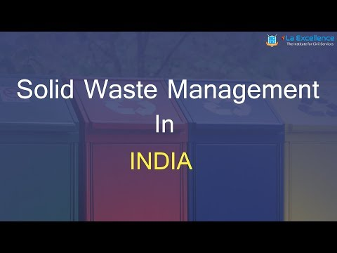 Solid waste management in India by La Excellence