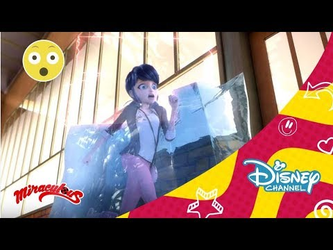 Las aventuras de Ladybug - Illustrator   Disney Channel Oficial