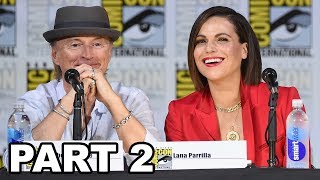 Once Upon a Time Panel Comic Con 2017 Part 2