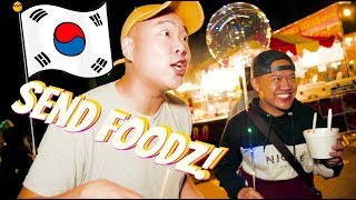 Your Mom Loves Korean Sausage - SEND FOODZ Ep #13
