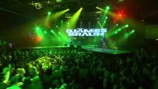Djämes Braun - Medley - (Live) - fra Danish DeeJay Awards 2013