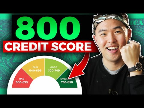 GET AN 800 CREDIT SCORE IN 45 DAYS FOR 2020 – INCREASE YOUR CREDIT SCORE FAST IN 2020