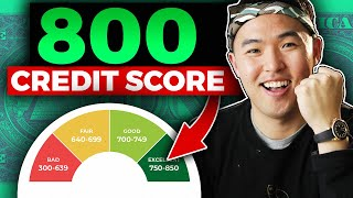 GET AN 800 CREDIT SCORE IN 45 DAYS FOR 2020 - INCREASE YOUR CREDIT SCORE FAST IN 2020