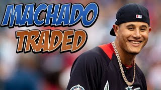 MANNY MACHADO TRADE TO LOS ANGELES DODGERS OFFICIAL! FIVE PLAYER RETURN FOR BALTIMORE!