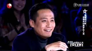 Vietsub China's Got Talent   Tìm Kiếm Tài Năng Trung Quốc tập 1Full