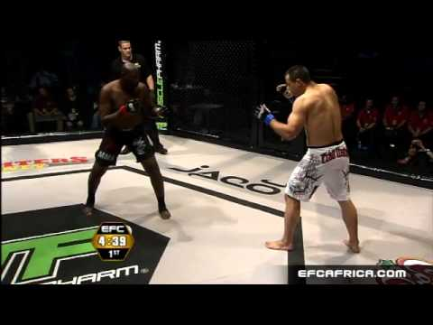 Potts vs Baygon Fight EFC AFRICA 08