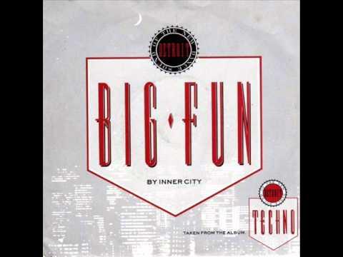 Inner City - Big Fun (The Classic Magic Juan Remake) (HQ)