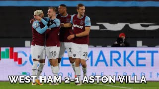 West Ham 21 Aston Villa | Highlights In Words | LIVE | Premier League