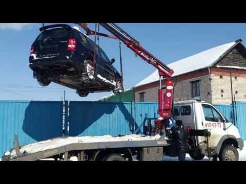 Эвакуатор с манипулятором Нижний Новгород 4156373