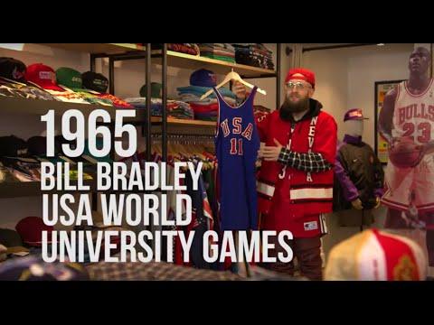 IN VINTAGE WE TRUST PART 4: BILL BRADLEY/TEAM USA JERSEY