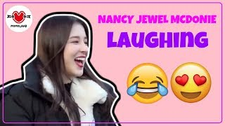 Nancy (MOMOLAND) | Laughing
