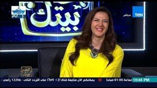فيديو لأول مرة دنيا سمير غانم ضيفة زوجها رامي رضوان.. وهكذا قدمها