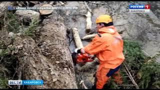 Расчистка реки Ко