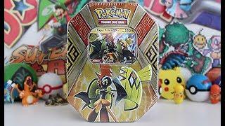 Opening A Pokemon Tapu Koko GX Tin