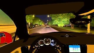 City Car Driving Gameplay PC - Porsche driving - Speedlink 4in1 Power Feedback Racing Wheel
