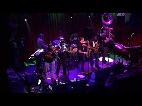 Funky Dawgz Brass Band - 4K - 11.10.17 - Ardmore Music Hall - Full Set