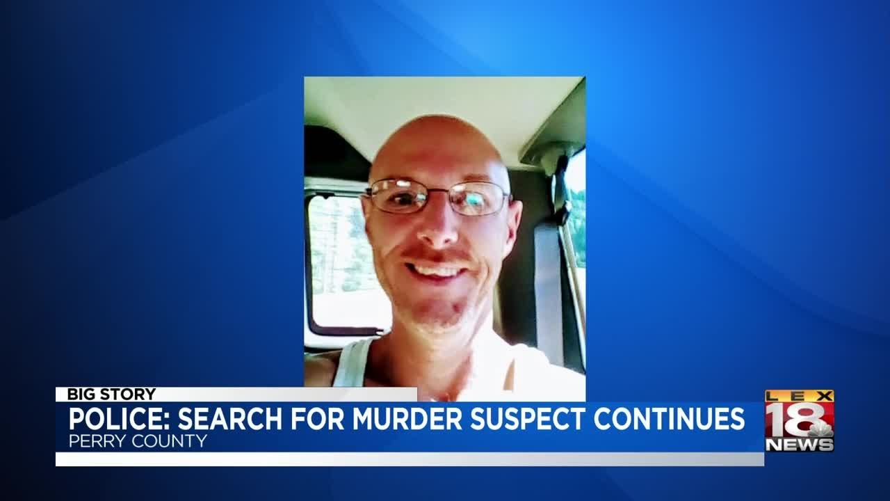 Police: Search For Murder Suspect Continues