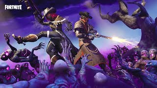 Fortnite New Patch 6.22 Heroes candy corn LMG Save the World / Support A Creator ID Jasonking5