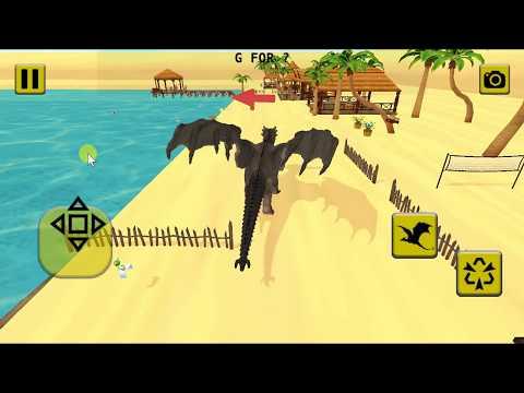 flying dragon simulator: free dragon game🐲🐉 hack