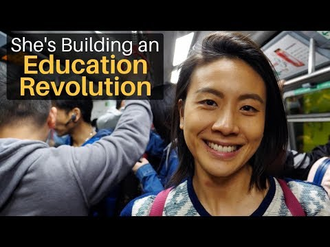 She's Building an Education Revolution