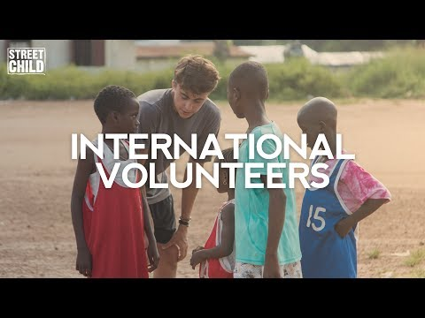 International Volunteers - Street Child - Sierra Leone