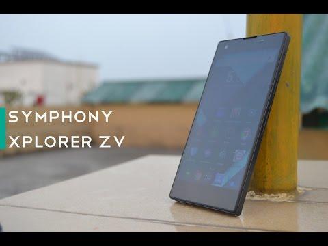 Symphony Xplorer Zv