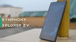 Symphony Xplorer ZV Review