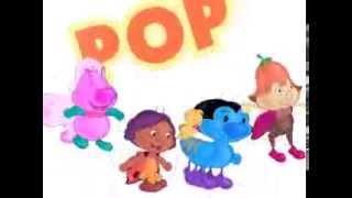 O Grilo Feliz e seus amigos - Pop Pop