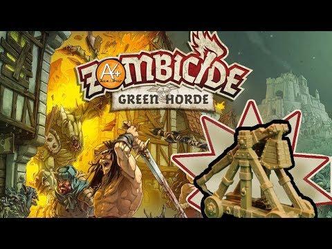 Recensione - Zombicide: Green Horde