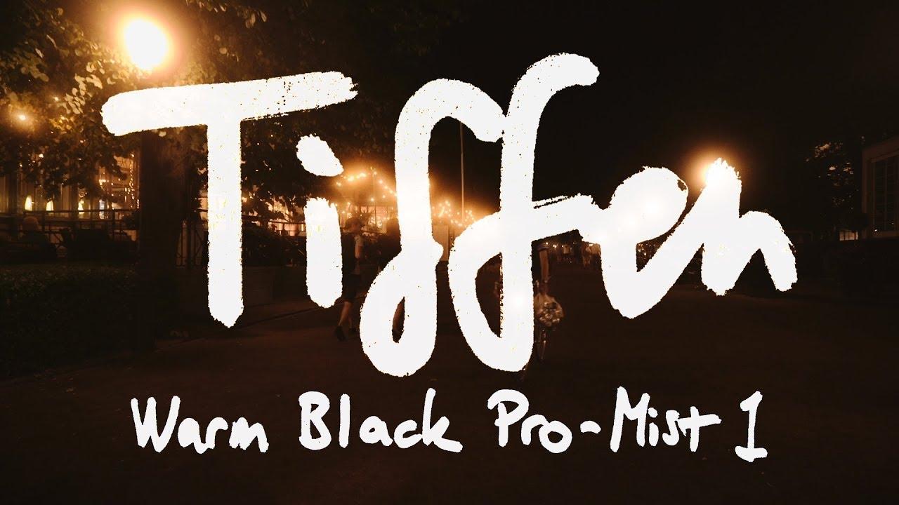 Tiffen 52WBPM14 52mm Warm Black Pro-Mist 1//4 Filter