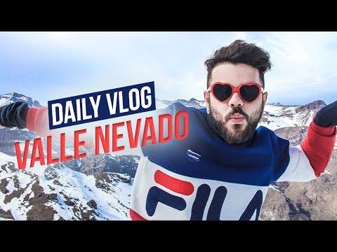 ENALTECENDO A KATY PERRY | Valle Nevado, Chile | DAILY VLOG