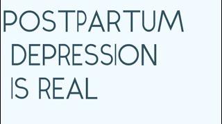 Postpartum Blues vs. Postpartum Depression.