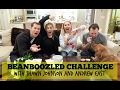BEANBOOZLED CHALLENGE with SHAWN JOHNSON and ANDREW EAST