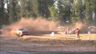 "horseshoe mud racin pt3 ""super modified"""